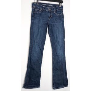 COH jelly low rise bootcut 26 jeans